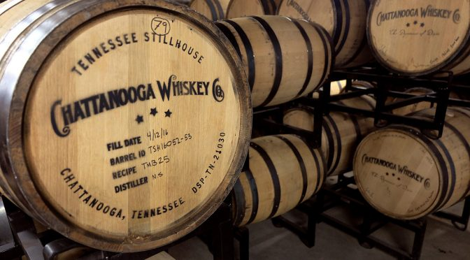 Der Tennessee Whiskey Trail