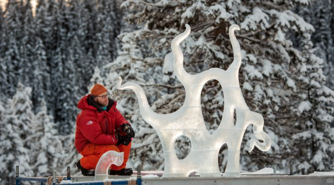 Ice Magic Festival – Eiskunst am Lake Louise
