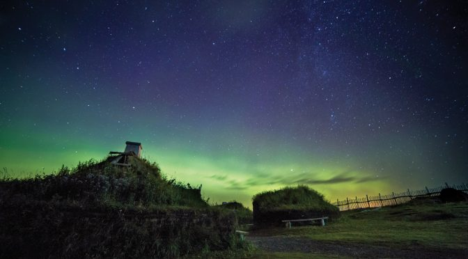L'Anse aux Meadows National Historic Site © Dru Kennedy Photography / Newfoundland and Labrador Tourism