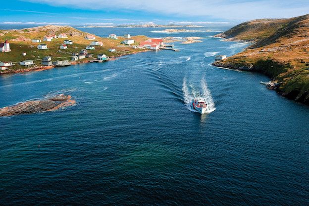 Battle Harbour National Historic Site © Newfoundland and Labrador Tourism/Barett and MacKay