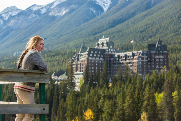 Fairmont Banff Springs © Banff Lake Louise Tourism/Paul Zizka